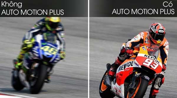 Auto Motion Plus