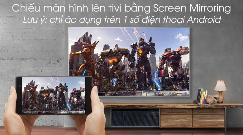 Smart Tivi Sony 75 inch 75X8500G, 4K Ultra HDR, Android TV